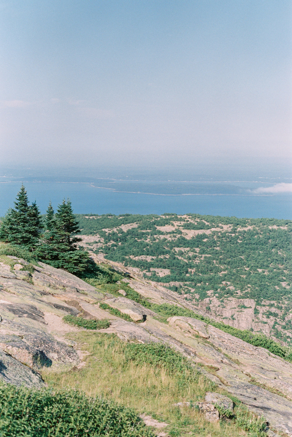 Rocky View from Cadillac Mountain