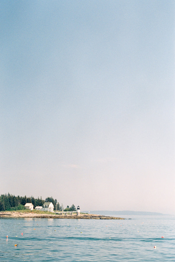 Marshall Point Lighthouse from Afar