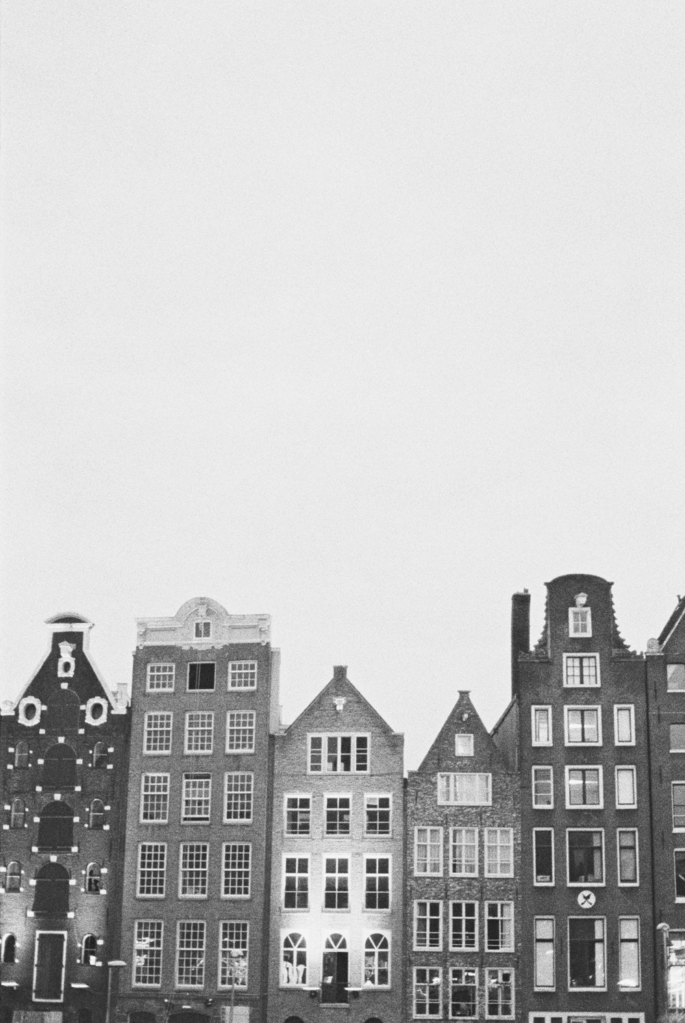 Amsterdam Row Houses