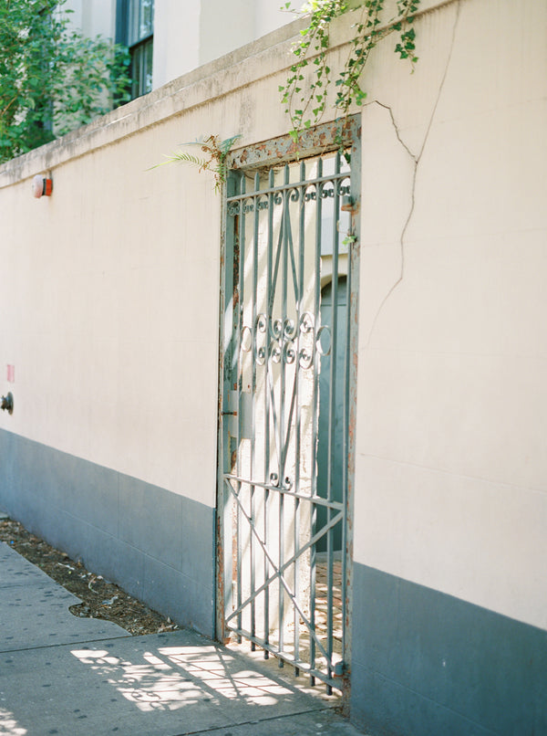 Grey Iron Gate