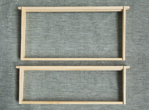 Deep & Medium Frames for Beekeeping