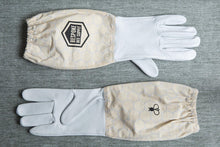 HAND-STITCHED BEEKEEPING GLOVES