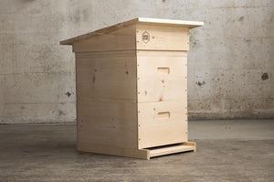 WEDGE LANGSTROTH HIVE - SUGAR PINE