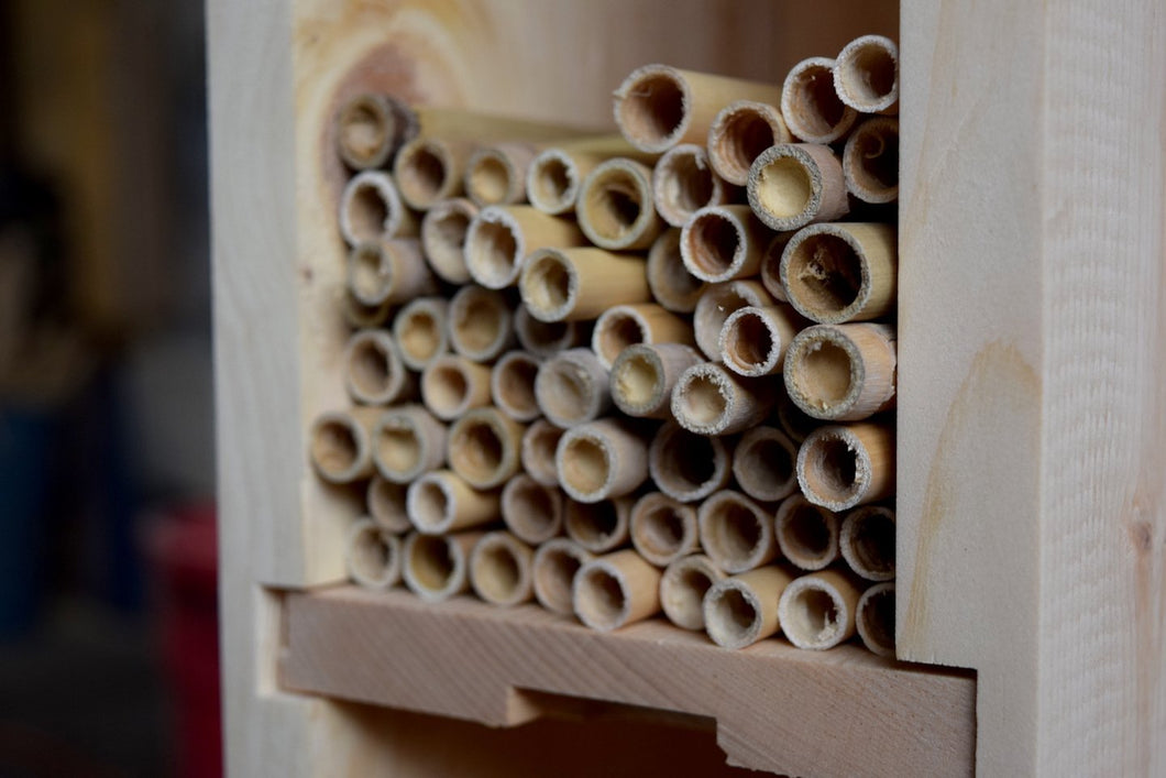 MASON BEE APARTMENT EXTRA TUBES