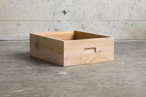 Cedar Bee Boxes Compatible with Flow Hive