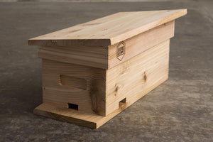 Western Red Cedar Swarm Box
