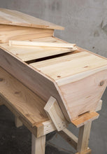 TOP BAR HIVE - WESTERN RED CEDAR