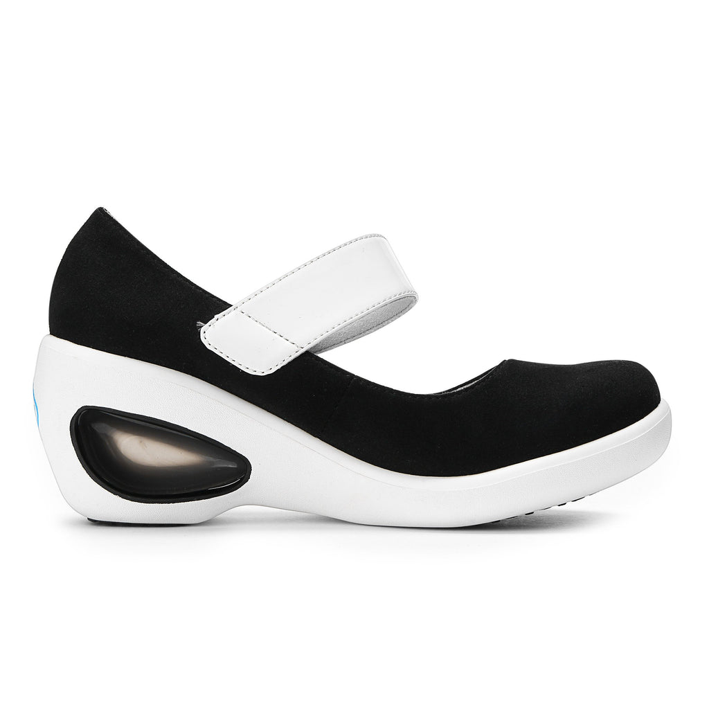 RegettaCanoe Women's Dolly Candy Wedge Shoes