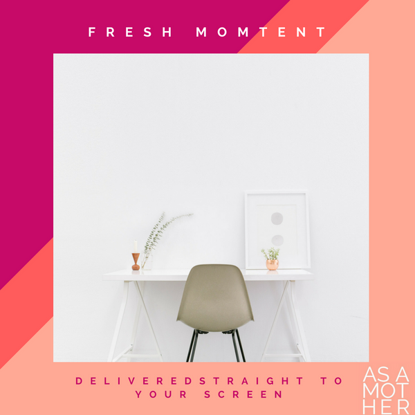 Fresh Momtent- Delivered Straight to Your Screen!