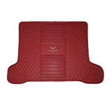 Corvette C7 Premium Custom Leather Floor Mats W/ Carpeted Liners