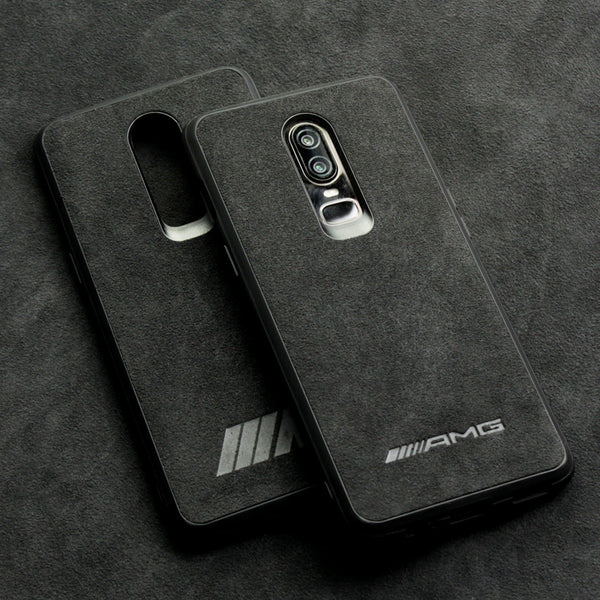 Alcantara Case For One Plus + Phones
