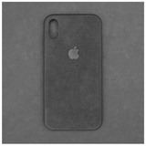 Custom Genuine Alcantara Case For iPhone Models