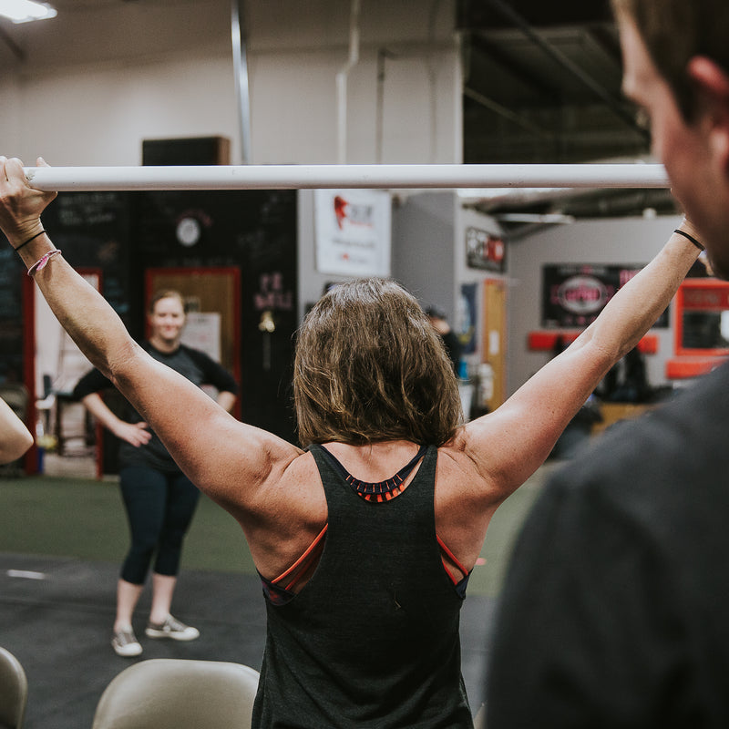 CrossFit Education on Mobility with Class