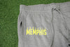 Crossfit Memphis Jogger Pants Grey / Yellow