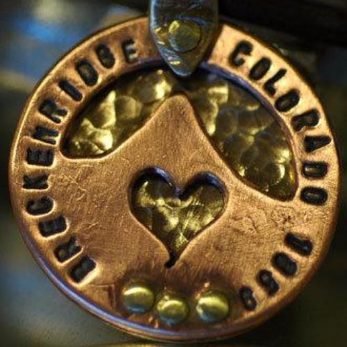 Heart of Breckenridge Pendant