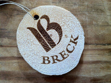 BRECK Beetle Pine Ornament