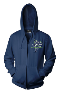 Seattle Seawolves Zip Up Hoodie