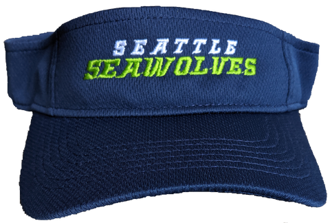 Seattle Seawolves Visor