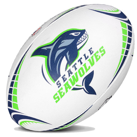 Seawolves Rugby Vortex Elite Match Ball