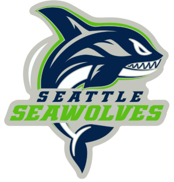 Seawolves Lapel Pin