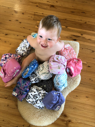 There's more to cloth nappies than sustainability