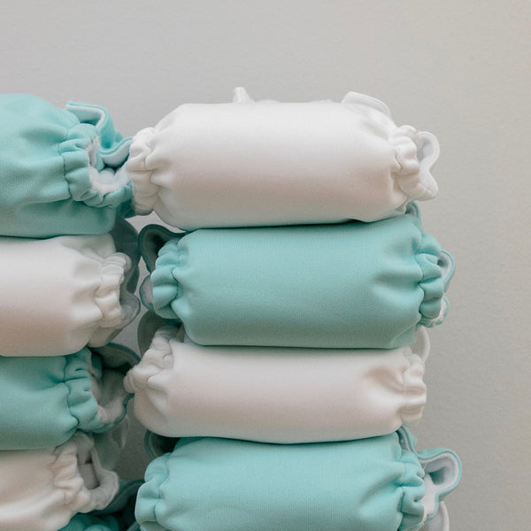 Pre-Paid Nappy Hire - Newborn - 8 Weeks