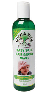Cherub Rubs Hair and Body Wash