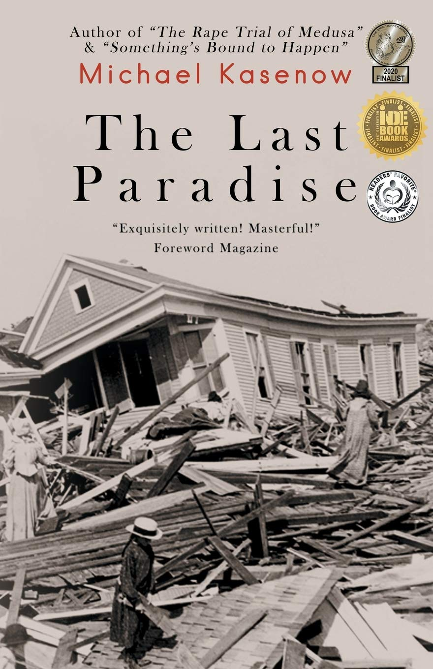September BookClubz Pick: The Last Paradise