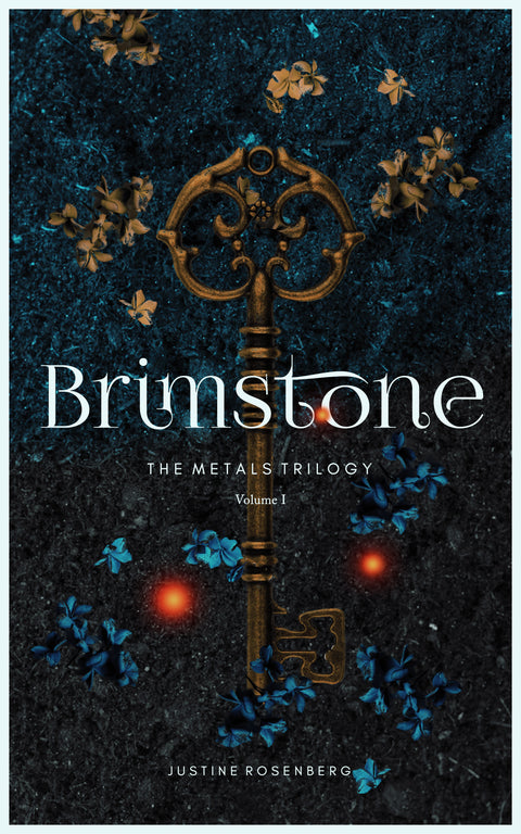 Brimstone: Book One of the Metals Trilogy