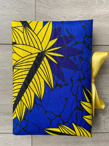 Yellow Leaf Notebook