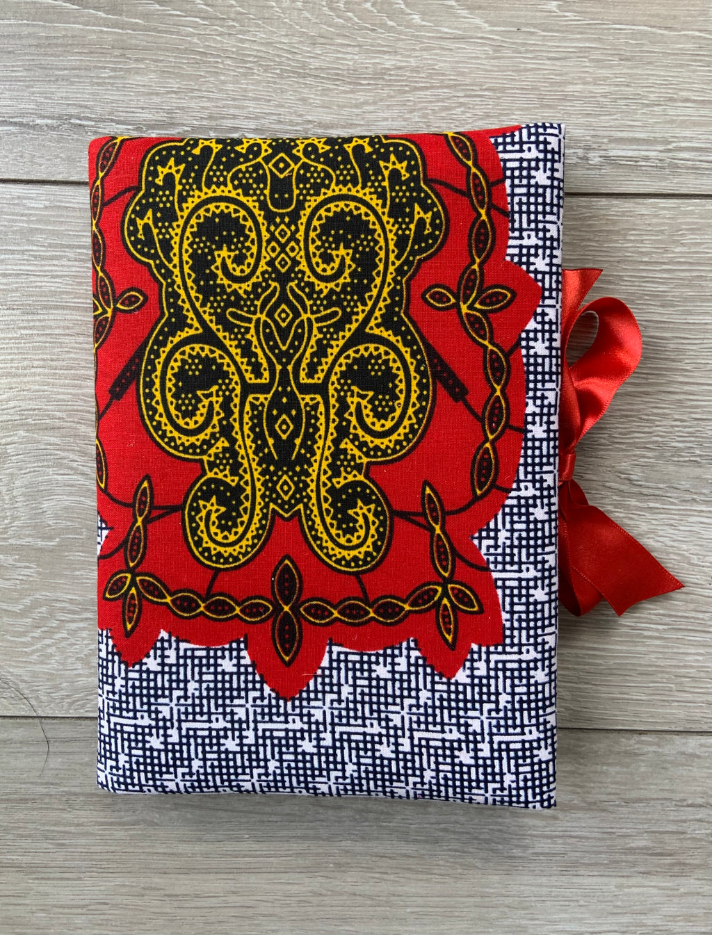 Red Dragon Notebook