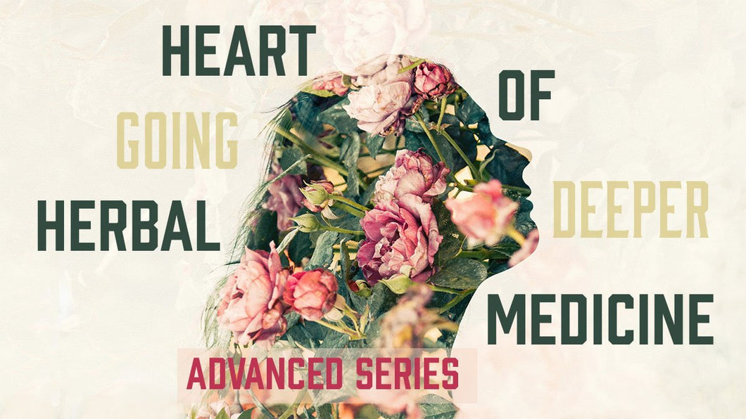Heart of Herbal Medicine: Going Deeper (WHOLE ADVANCED SERIES)