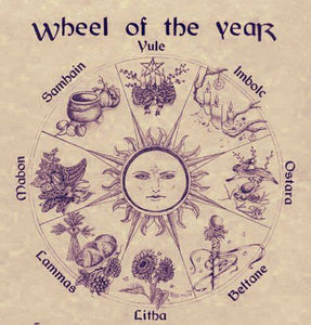 Wheel of the Witch ~ Working Seasonal Magic: Spring Equinox/Ostara