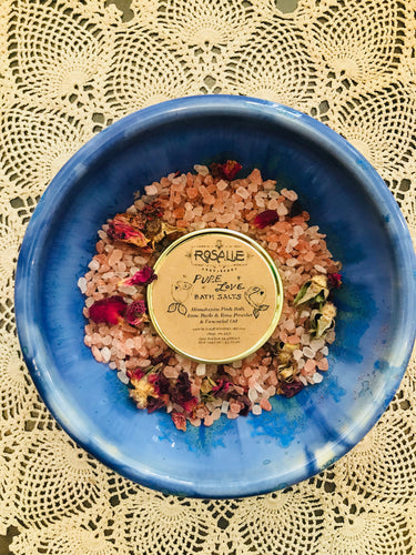 Pure Love Bath Salts 4oz