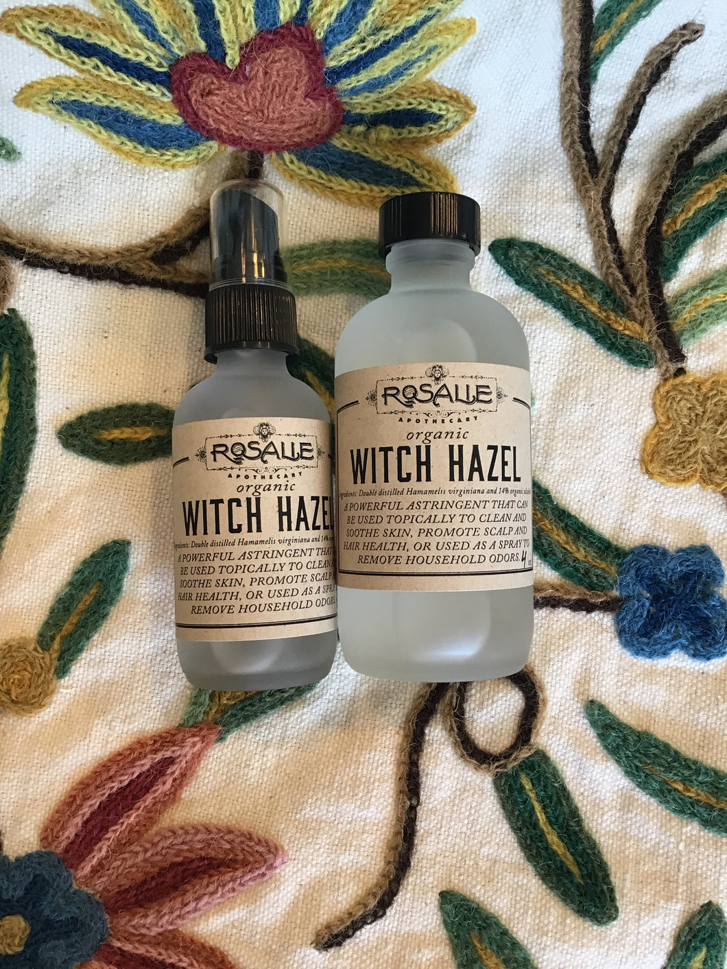 Organic Witch Hazel Extract