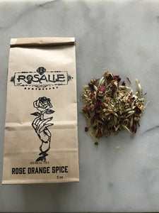 Rose Orange Spice