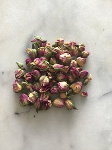 Organic Whole Rose Buds (2 ounces)