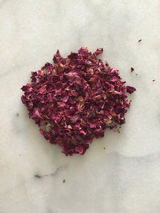 Organic Rose Petals (2 ounces)