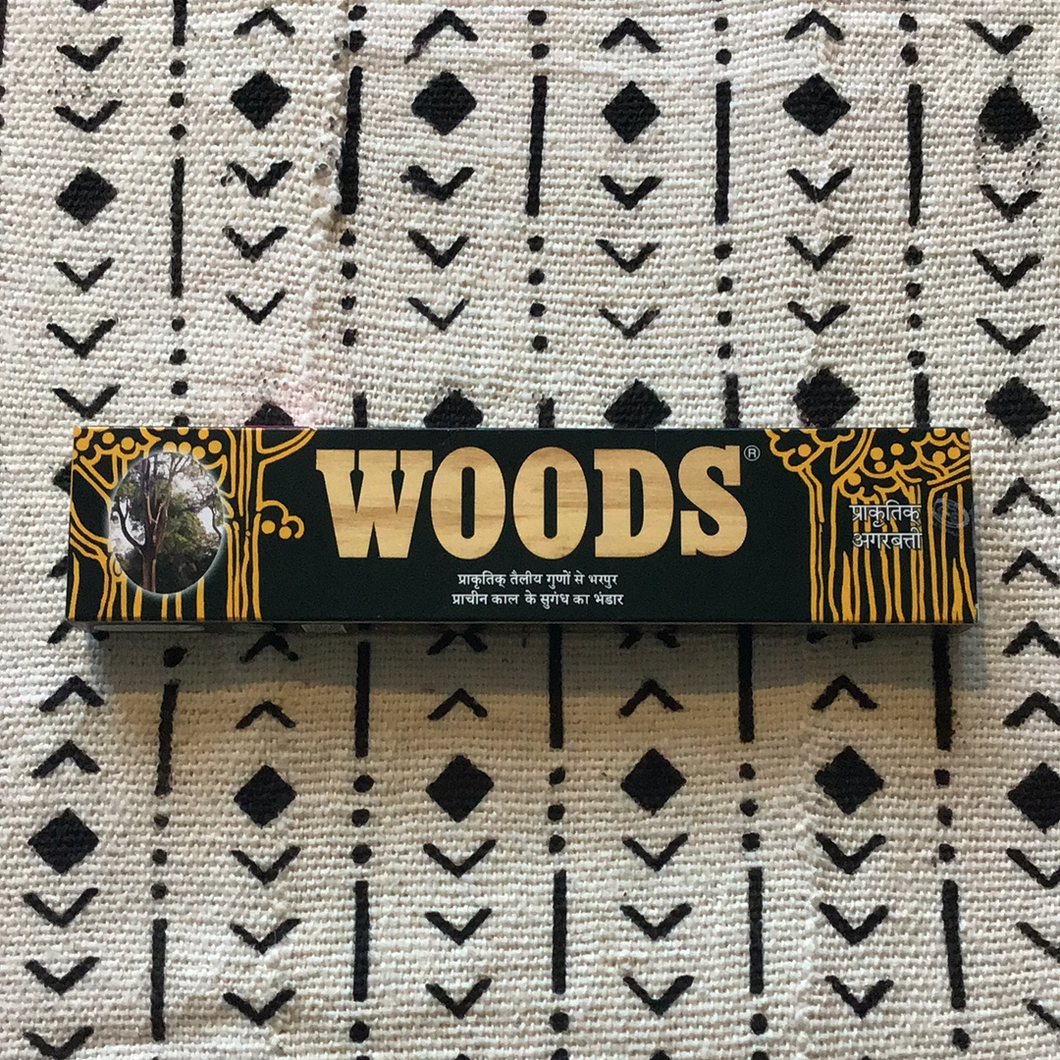 Woods Incense