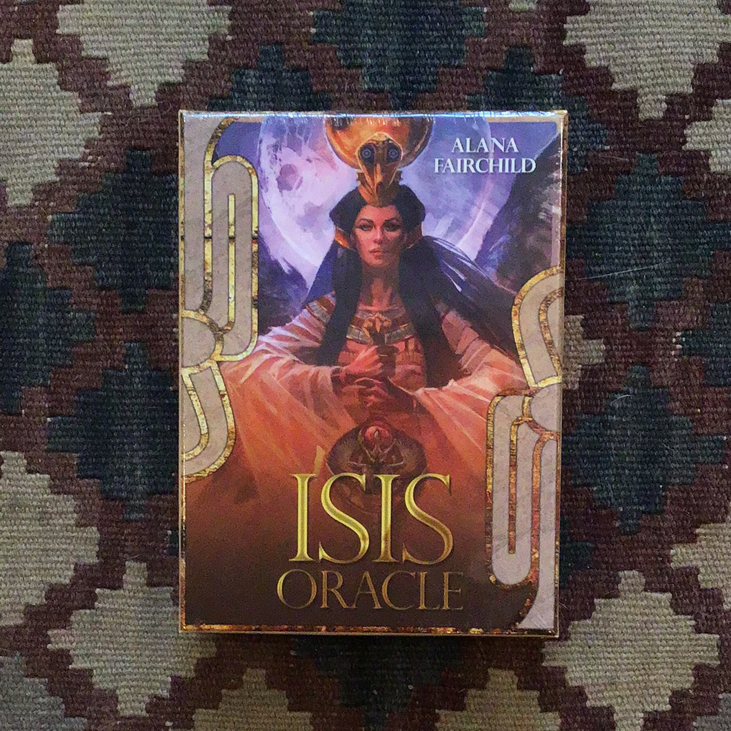 Isis Oracle by Alana Fairchild