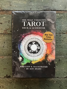 The Wild Unknown Tarot Deck & Guide Book