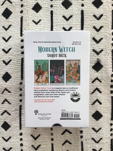Modern Witch Tarot by Lisa Sterle