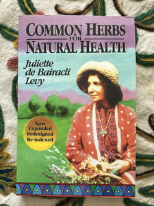 Common Herbs for Natural Health