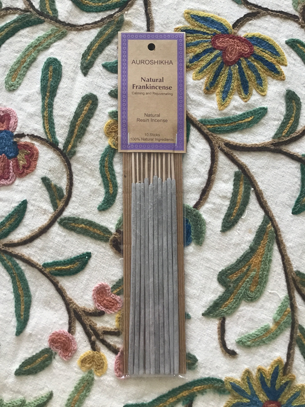 Auroshika Natural Frankincense Sticks