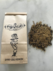Gypsy Cold Remedy Tea