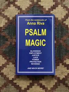 Psalm Magic by Anna Riva