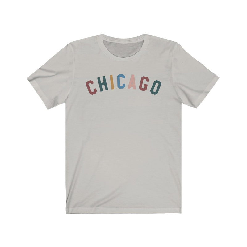 Chicago Tee Shirt •  Chicago Shirt • Chicago Tee • Chicago TShirt • Windy City  • Softstyle Unisex Tee