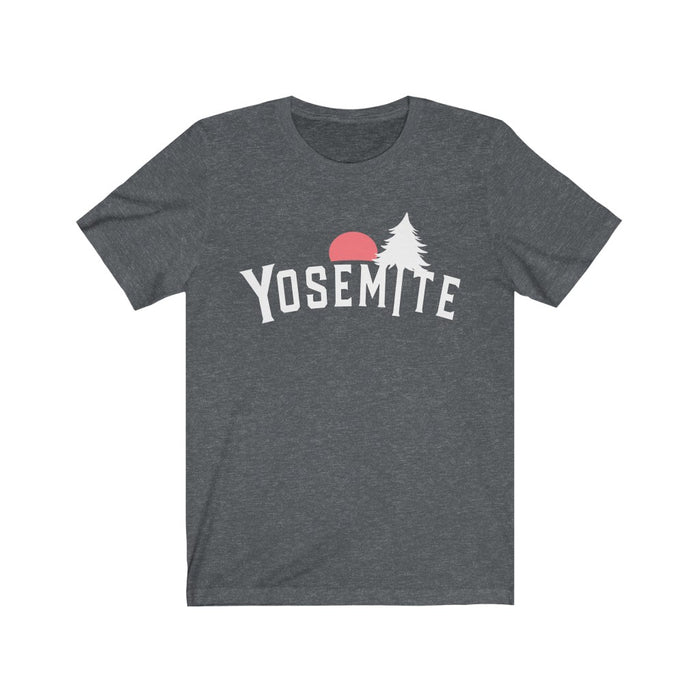 Yosemite Tee Shirt • National Park Shirt • Mountain Hiking • Yosemite Tshirt • Yosemite Gifts • Yosemite Gift •  Softstyle Unisex Tee