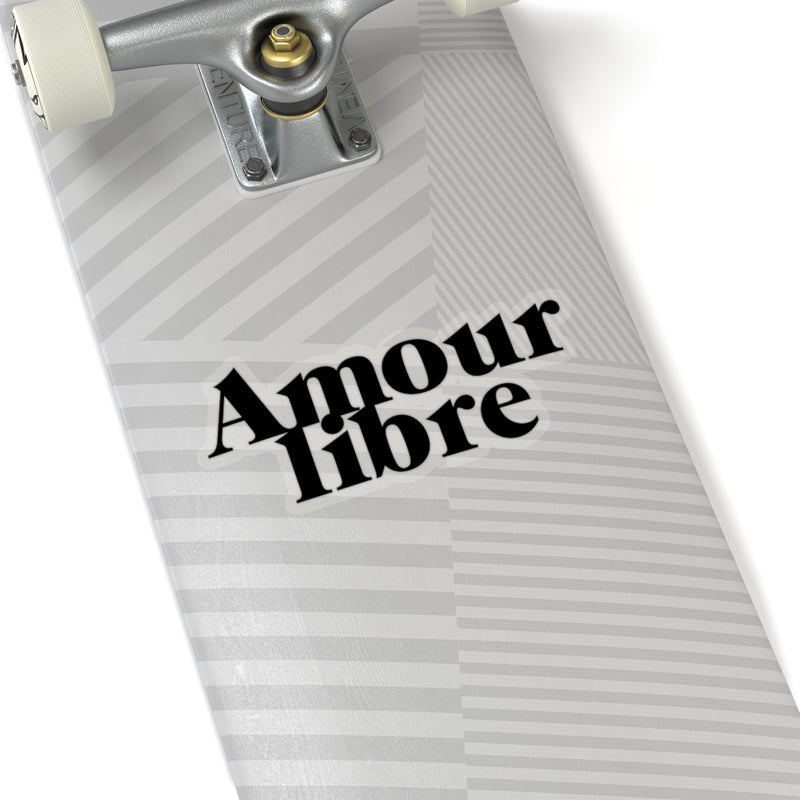 Amour Libre Sticker