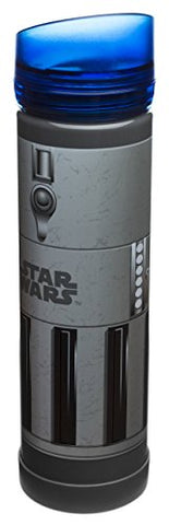 Star Wars Light Saber Water Bottle with Screw-on Lid